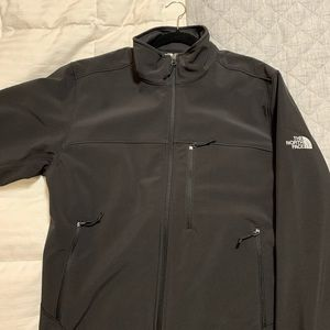 The North Face Men's Soft-shell worn once